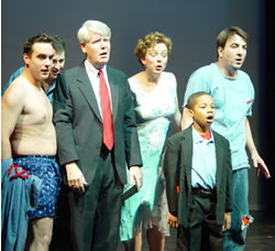 Curtain Call Theatre, 2004